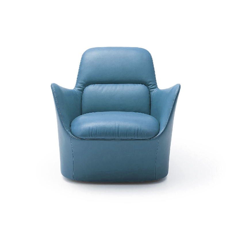 DS110 Armchair and footstool