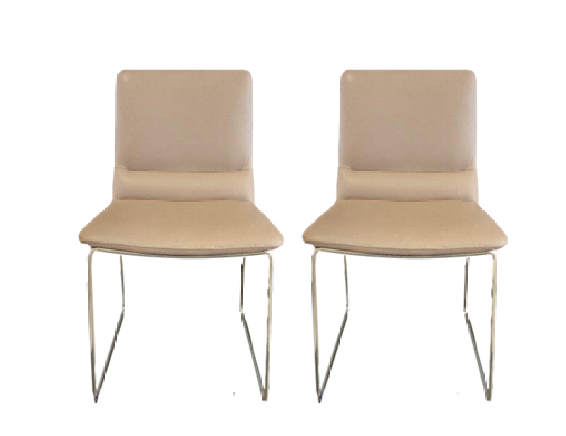 Bend Dining Chair sold as a set of two