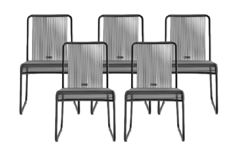 Harp Outdoor Dining Chairs