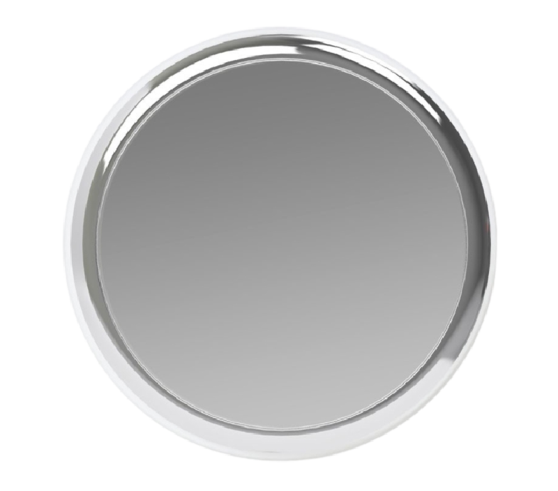 Solid Mirror with Light