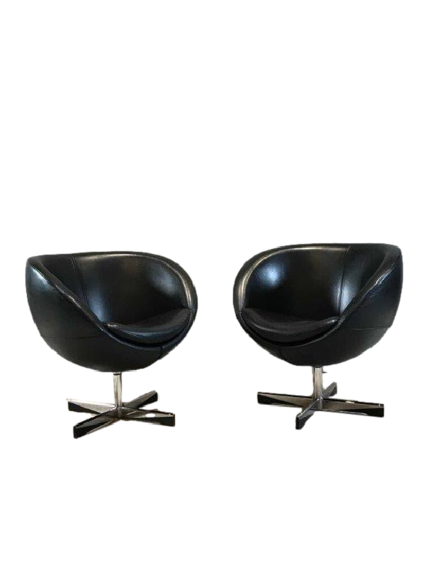 Mid-Century Planet Chair